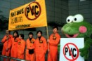 Greenpeace action at Hong Kong Toys and Games