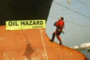 Greenpeace activists halt movement