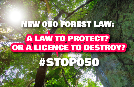 050 - New DR Congo legislation undermines COP pledges on forest protection