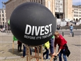 Divestment kende ongezien succes in 2017