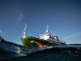 Greenpeace Ship Targets Thai Union's Destructive Fishing in Indian Ocean
