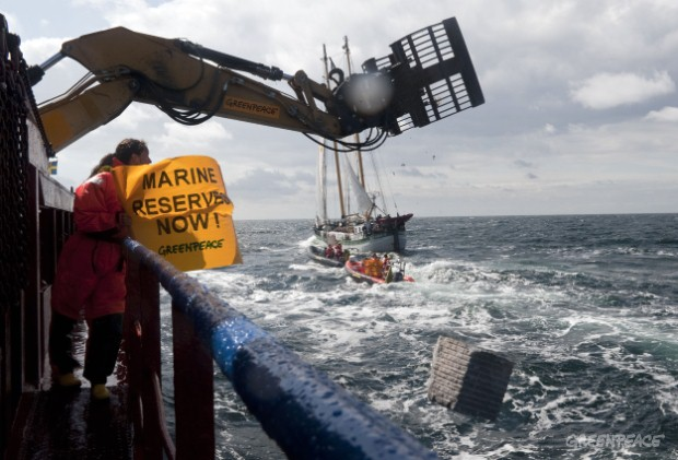 Preventing bottom trawling in Sweden