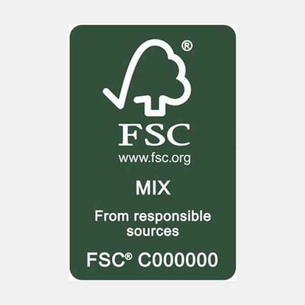FSC MIX label