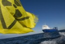 Greenpeaceaktivister bordar fartyget Atlantic