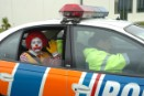 Ronald McDonald is arrested in New Zealand