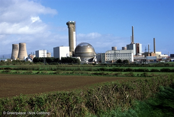 The Sellafield Nuclear Power Station (2002)