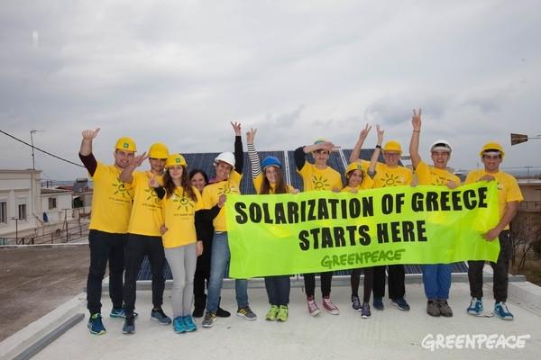 © Panos Mitsios / Greenpeace