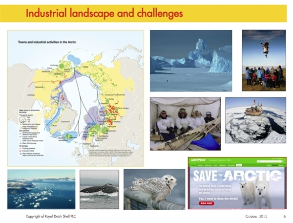 arctic futures shell slide