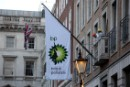 Protest at BP's London headquarters