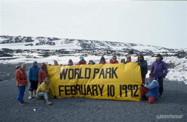 Antarctica Expedition 1991/92
