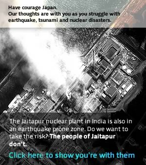 Support the people of Jaitapur