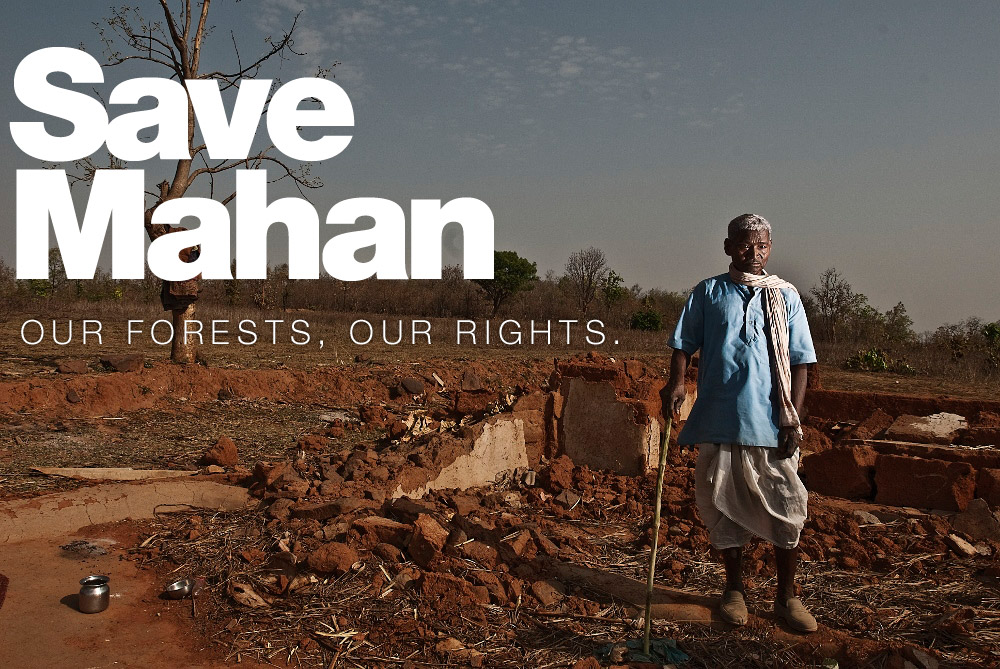 Save Mahan | Our Forest, Our Right