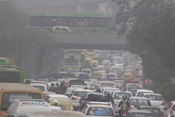 traffic scenes