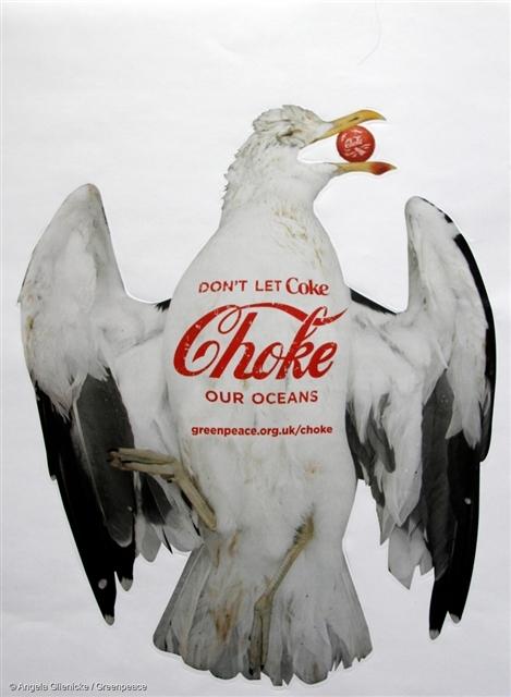 Don't let Coke choke our oceans