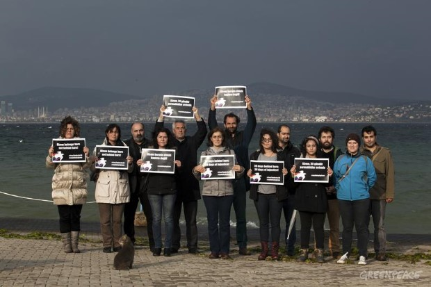 30 Days of Injustice Global Day of Solidarity in Turkey