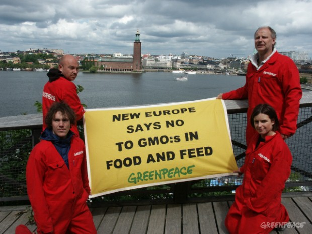 Swedes say no to GMO