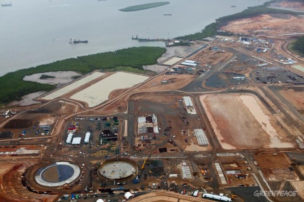 Queensland Coal Development Aerials