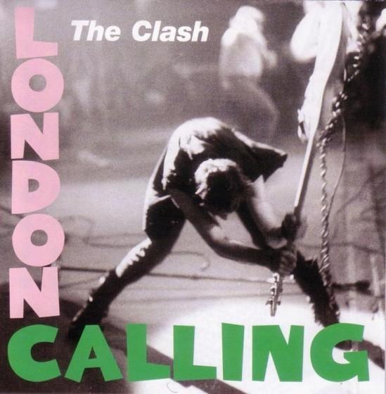 Måske et af de mest berømte artworks gennem tiden, er The Clash albummet London Calling fra 1978. I ægte rock n' roll stil er Paul Simonon fotograferet i færd med at hamre sin bas i scenegulvet