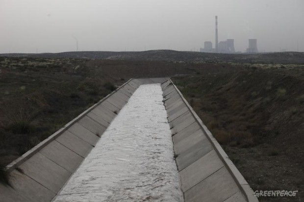 Water Supply Project in Ningxia