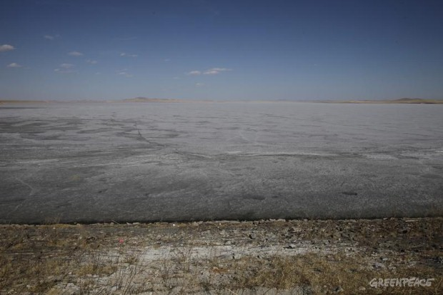Water Supply Project in Inner Mongolia