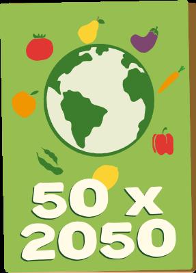 Información sobre nuestra campaña para cambiar la alimentación