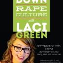 LaciGreen_RapeCulture_Poster_Sept30 2