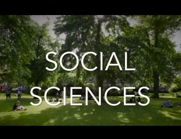 Graduate Social Sciences at Oxford