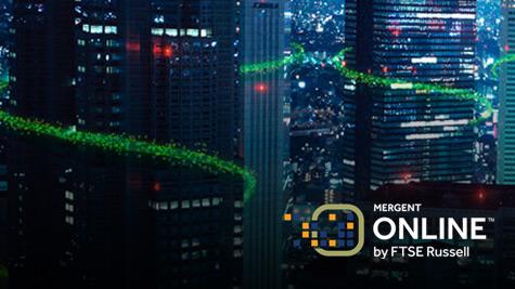 Mergent Online logo