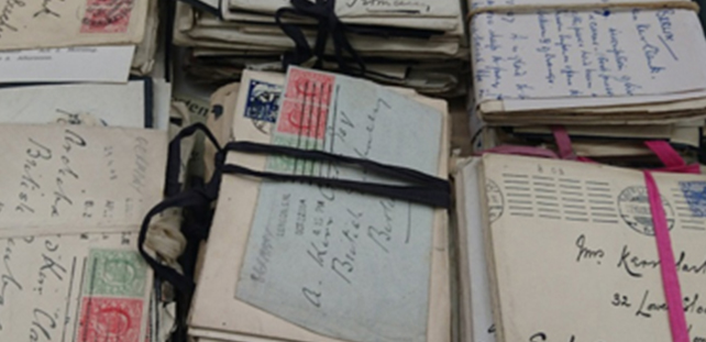 Bodleian Archives & Manuscripts