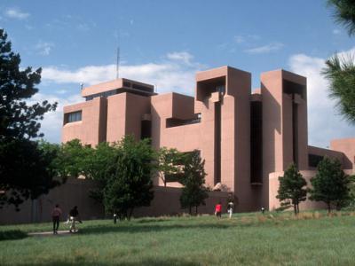 NCAR's landmark Mesa Laboratory